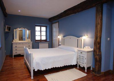 Casa Rural Intxauspe - Double room