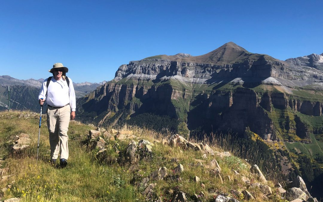 Fantastic hiking this July in the Pyrenees