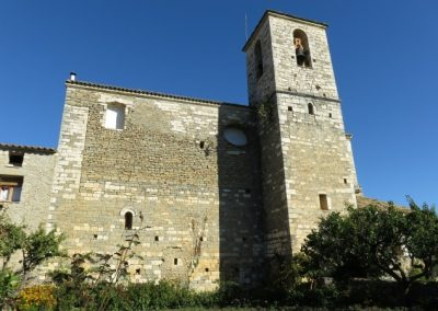 Lecina church