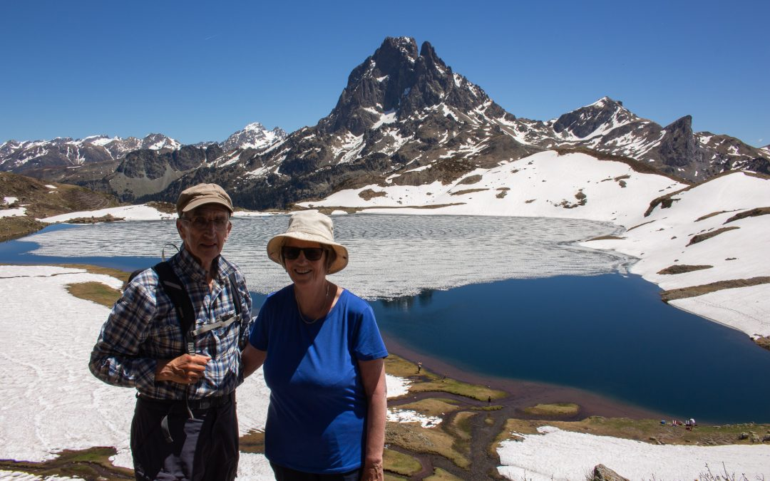Already enjoying another great summer in the Pyrenees