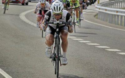 """2016 """"La Vuelta"""" cycling race in Valle de Tena"""