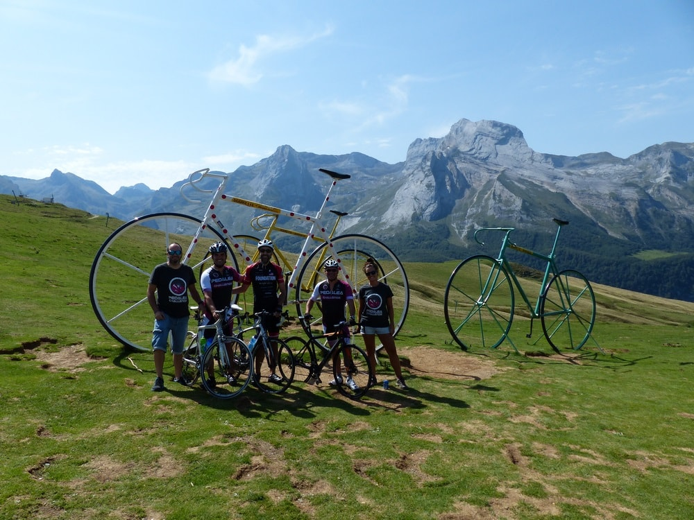 Biescas Cycle Camp