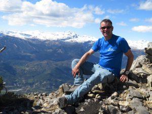 Phil international mountain leader