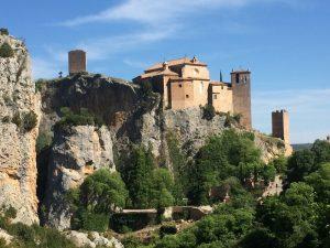 Alquezar Castle