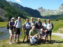 Private group walking holidays