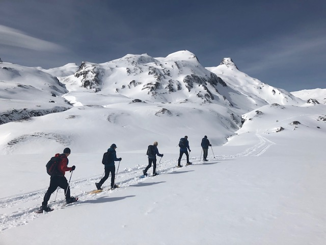 Pyrenees snowshoeing holiday