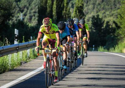 Quebrantahuesos cycle race