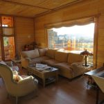 Hotel Viñas de Larrede lounge