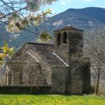 Romanesque churches in the Pyrenees