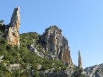 Sierra de Guara Self guided holiday
