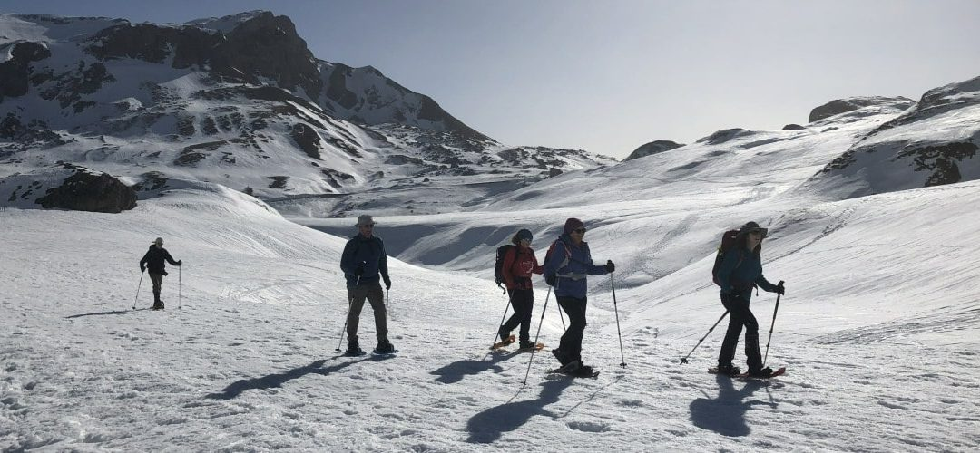 Extra snowshoeing holiday dates