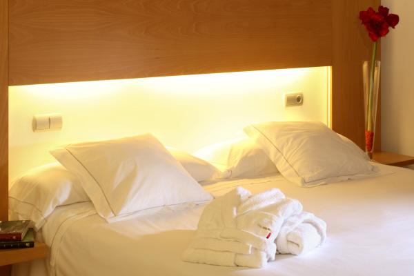 Hotel Tierra de BIescas double room