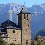 Torla the gateway to Ordesa