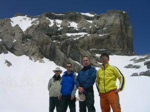 Arkaitz guia de alta montaña