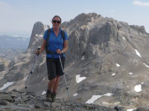 Hannah international mountain leader