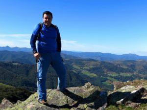 Javier Basque walking guide