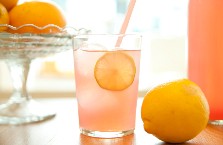 Hotel Sauce pink limonade
