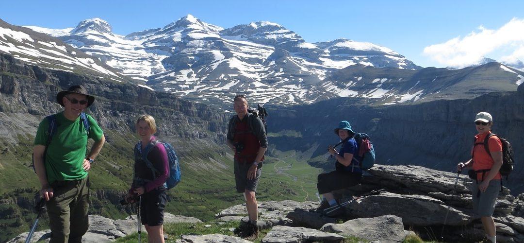 Update: Summer 2021 walking holidays