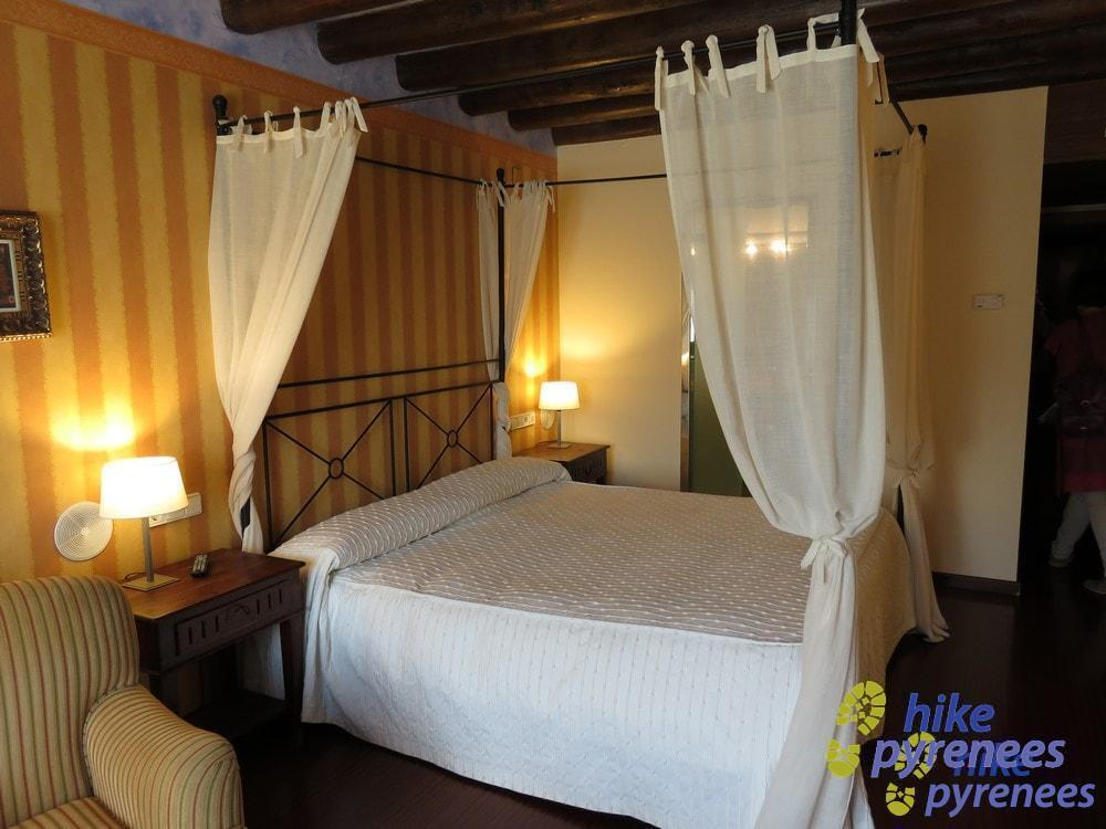 Double bedroom - Hotel Los Arcos