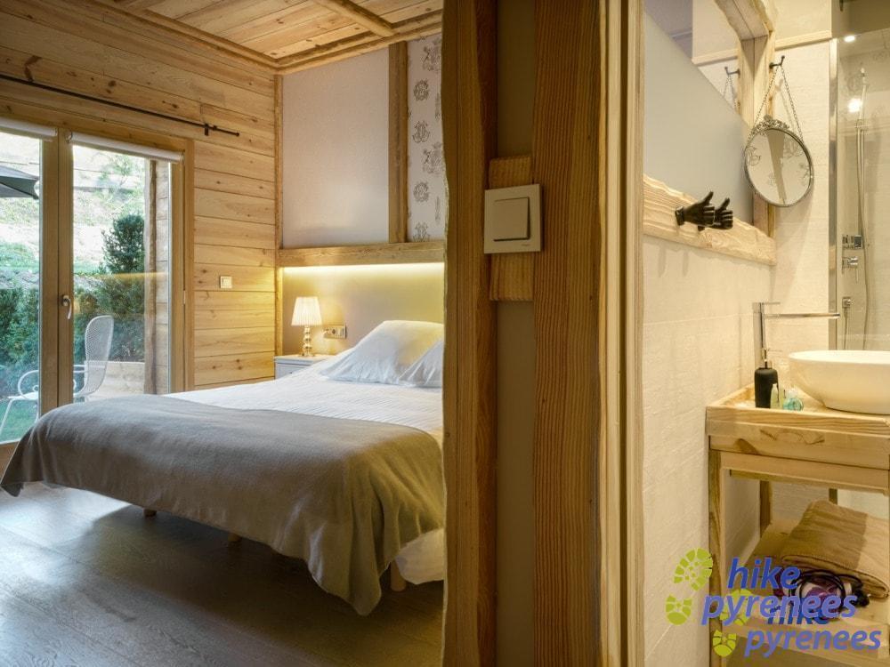 Hotel Viñas de Larrede - Double room