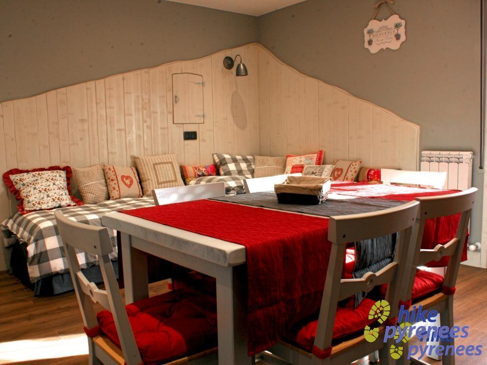 Rincón de Andrea - Living room apartment
