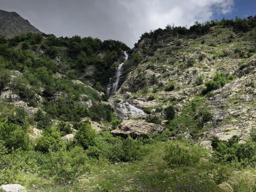 More waterfalls