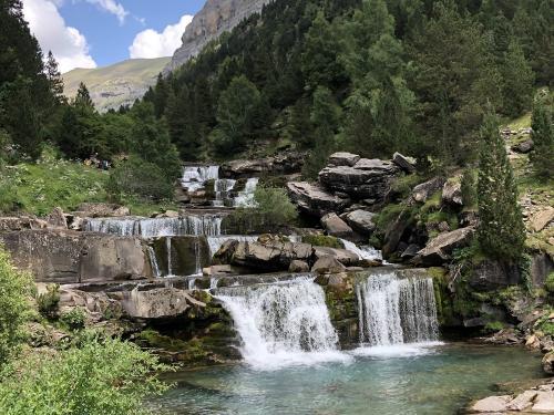 Ordesa Waterfalls