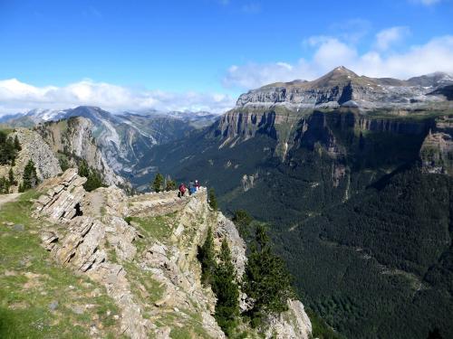 Hiking Ordesa Canyon