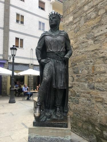 Ramiro I - first king of Aragon