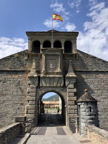 Citadela of Jaca