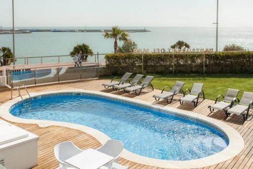 Hotel Flamingo-outdoor pool
