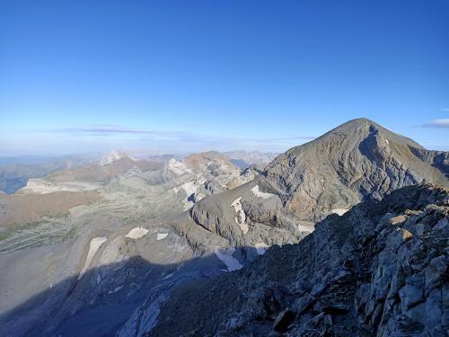 Views over Monte Perdido