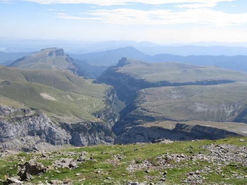 The Añisclo Canyon