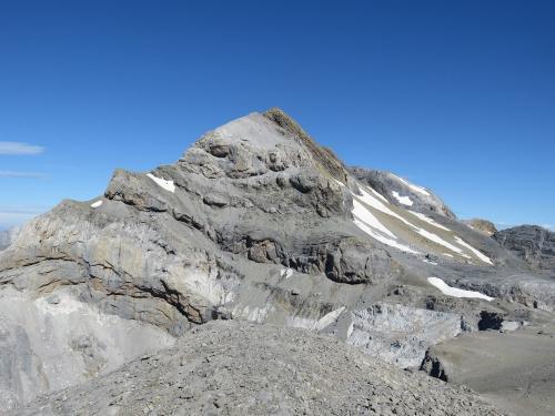 Pico Añisclo from Punta de las Olas