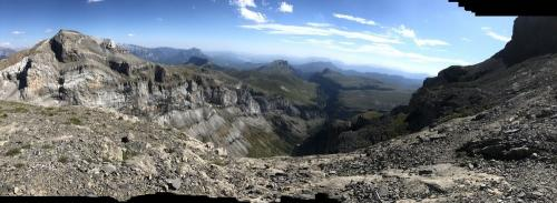 Views from the faja de las Olas