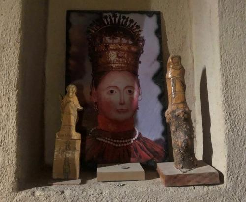 The later at Santa Orosia