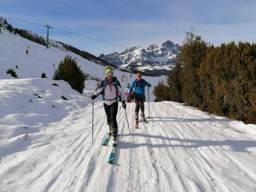 Panticosa ski touring