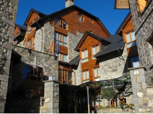 Hotel Privilegio - Tramacastilla
