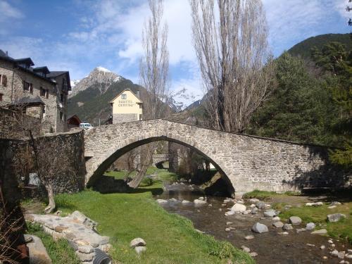 Paco bridge - Sallent de Gállego