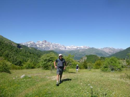 Meadows from Hoz de Jaca to Panticosa - day 2