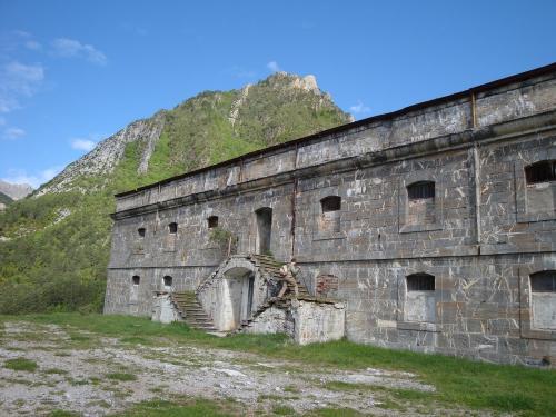 Santa Elena fort - day 2