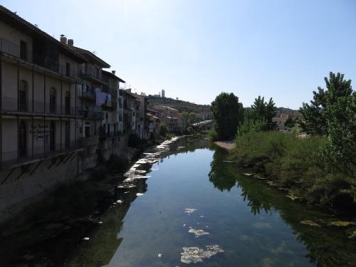 Rio Mattarañas in Valderrobres