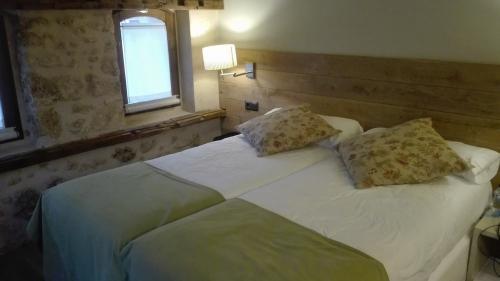 Hotel La Fábrica de Solfa (Beceite)-Twin room