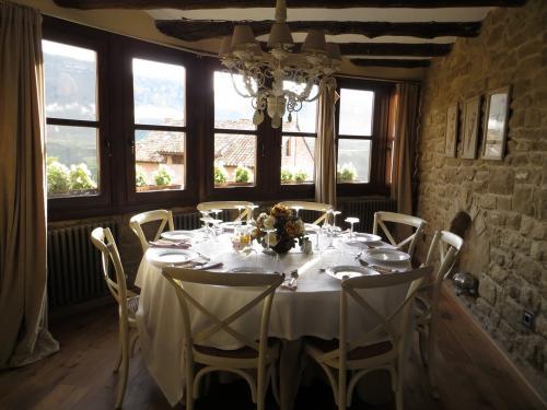 Hotel Posada de Liena Restaurant