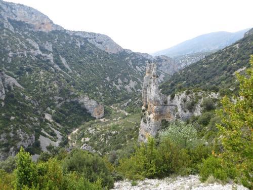 Macun Canyon