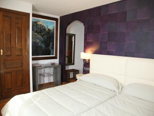 Hotel Villa de Alquezar - Double room