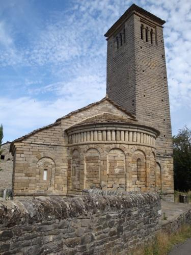 11th century romanesque churche