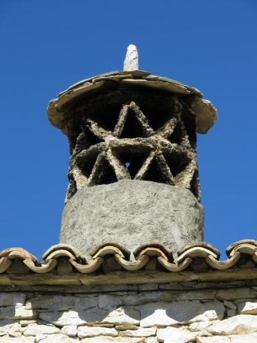 Traditional chimney