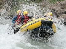 Activity holiday in the Pyrenees