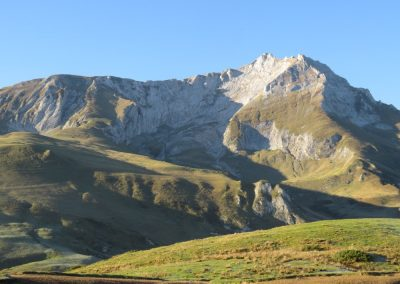 Views from the Col d'Aubisque